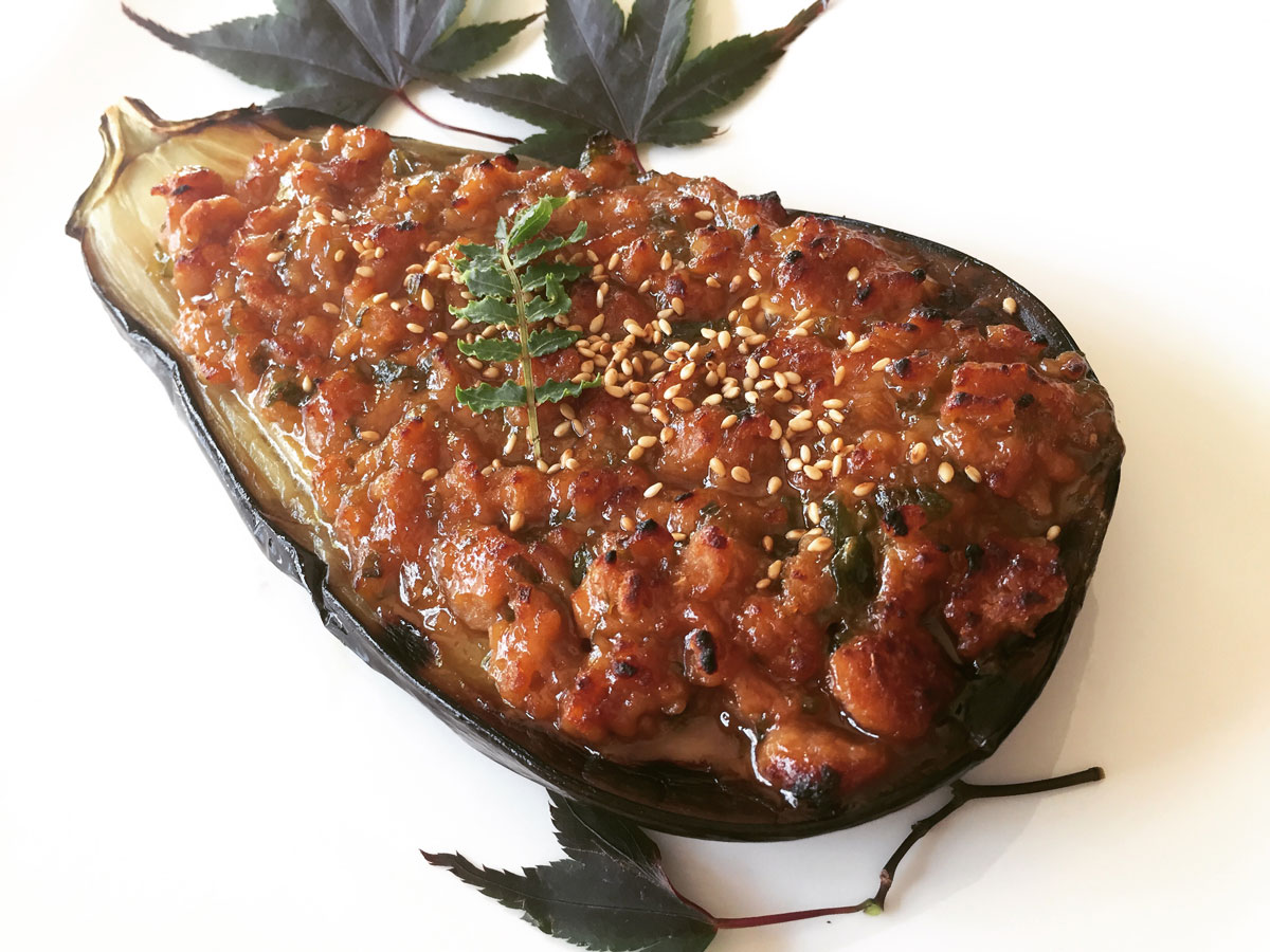 Meat with eggplants in the multivark. Cooking recipes