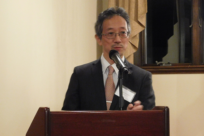 UW and Tohoku University Academic Collaboration Continues