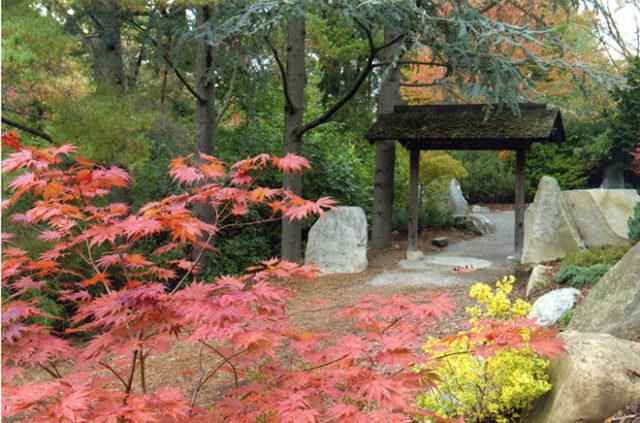 gate - Kubota Garden